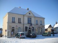 Mairie d'Authon-du-Perche